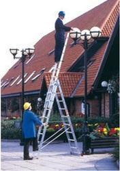 Self Supporting Extension Ladders