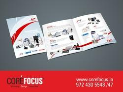 Corporate Brochure & Catalog Design And Printing - Vadodar