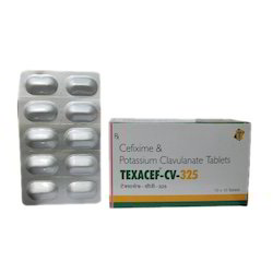 Cefixime 200, Clavulanate 125 Tablets