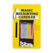 Birthday Cake Candles Party Magic Relighting