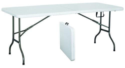 Plastic Fold In Half Table