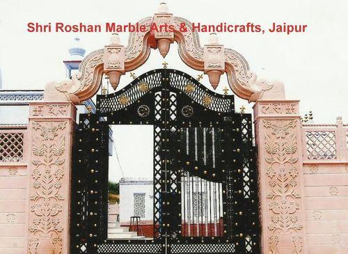 Stone Gate Manufacturer From Jaipur