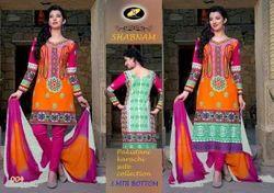 Trendy Printed Salwar Kameez