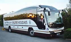 Volvo B9r Coach Bus Rental Neeta Tours And Travels