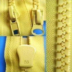 Metal Vision Zipper, for Bag