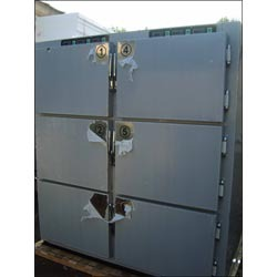 Mortuary Equipment - Mortuary Cabinets Exporter from Coimbatore