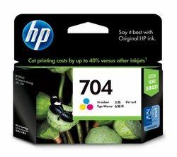 HP 704 Tri Color Ink Cartridge CN693A