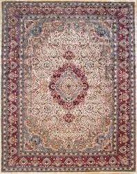Kashmiri Silk Designer Carpets