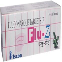 Flu-Z Tablet ( Fluconazole 150/200/400 )