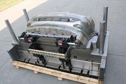 Auto Bumper Mould, Capacity: 3
