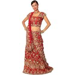 Heavy Embroiled Lehenga