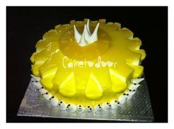 Pineapple Cake Cake To Door Service Provider In Kavadiguda