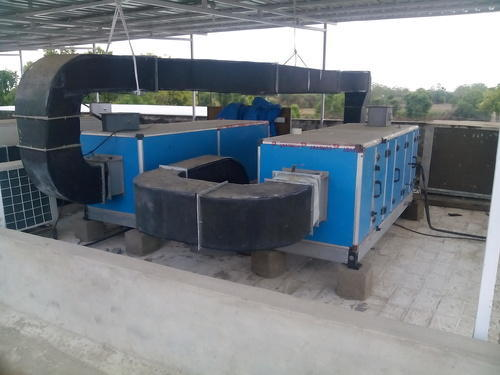 Air Handling Unit System Pharma Project