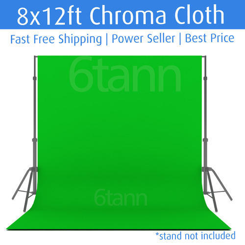 Chroma Key Green Screen Backdrop Background For Photography