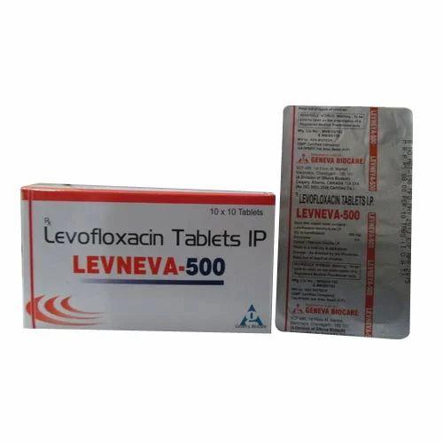 Levofloxacin Tablet, for Anti-Infective, Treatment: Antibiotic
