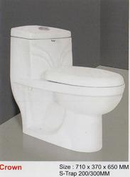 One PC Water Closet