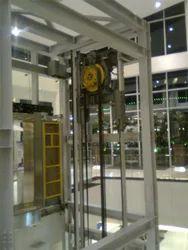 Gearless Elevator