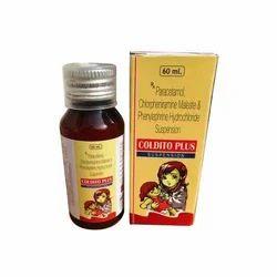 Paracetamol Phenylephrine Syrup, Prescription
