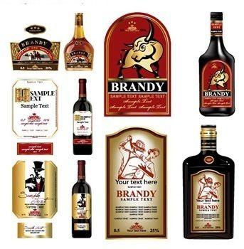 Alcohol and Beverages Labels at Rs 5000 /set   Sitaram ...