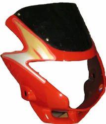 Bike Headlight Visor Activa Headlight Visor Manufacturer From