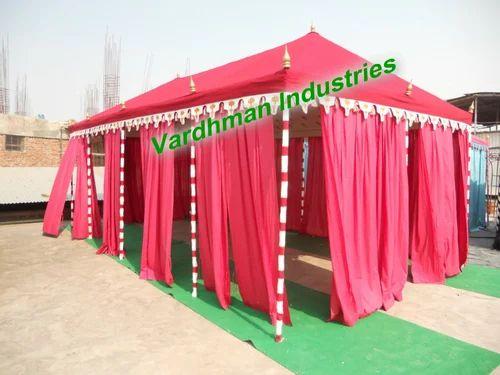Raj Tent & Vardhman Industries - Manufacturer of Traditional Cotton Tents ...