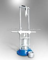 Aggregate Impact Tester With Automatic Blow Counter