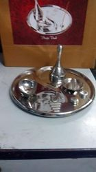 Puja Thali for Temple