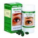 Ocuhills - Eye Care Herbal Formula - 30 Soft Capsules