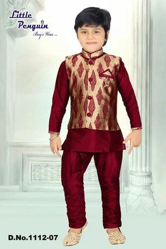 264f52cf33 Kids Designer Kurta Pajama