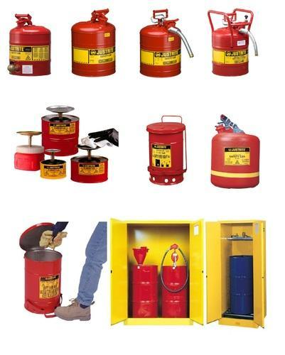 Justrite Safety Cans Wholesale Distributor