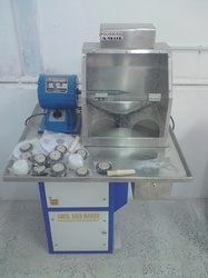 Vacuum Buff Polishing Machine