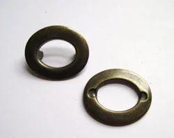 Brass Oval Eyelet