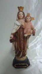 Mount Carmel Figurine