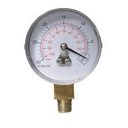 Vacuum Gauge Calibration Services