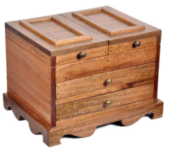 Mango Wood Box (1248)
