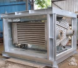 Hot Air Generator For Painting Plant