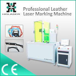Professional Leather Laser Marking Machine