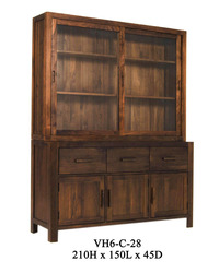 Decorative Wooden Cabinet