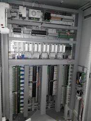 PLC Automation Panel, input24. output24