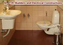 Toilet Plumbing Work