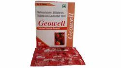 Multivitamins, Minerals Antioxidant Methylcobalamin Tablet