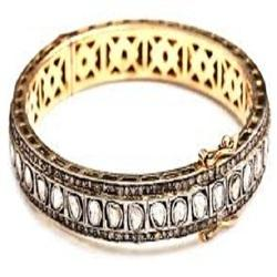 Diamond Polki Bangle - Suppliers & Manufacturers in India