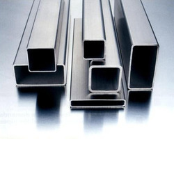 MS Seamless Square, Rectangle Pipes