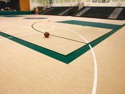 Wooden Indoor Sports Flooring