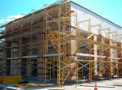 Building and Blasting Construction Work