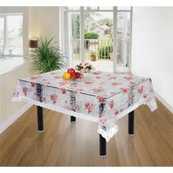 pvc table cover sheet pvc retail product sector 57 noida amco