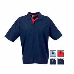 Bi-Color Polo T-Shirts