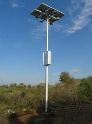 Solar High Mast Light All In One Solar Street Light