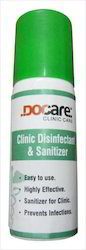 Docare Clinic Disinfectant And Sanitizer