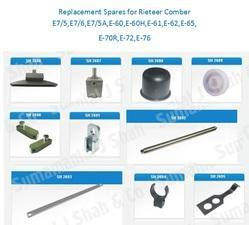 Replacement Spares Comber